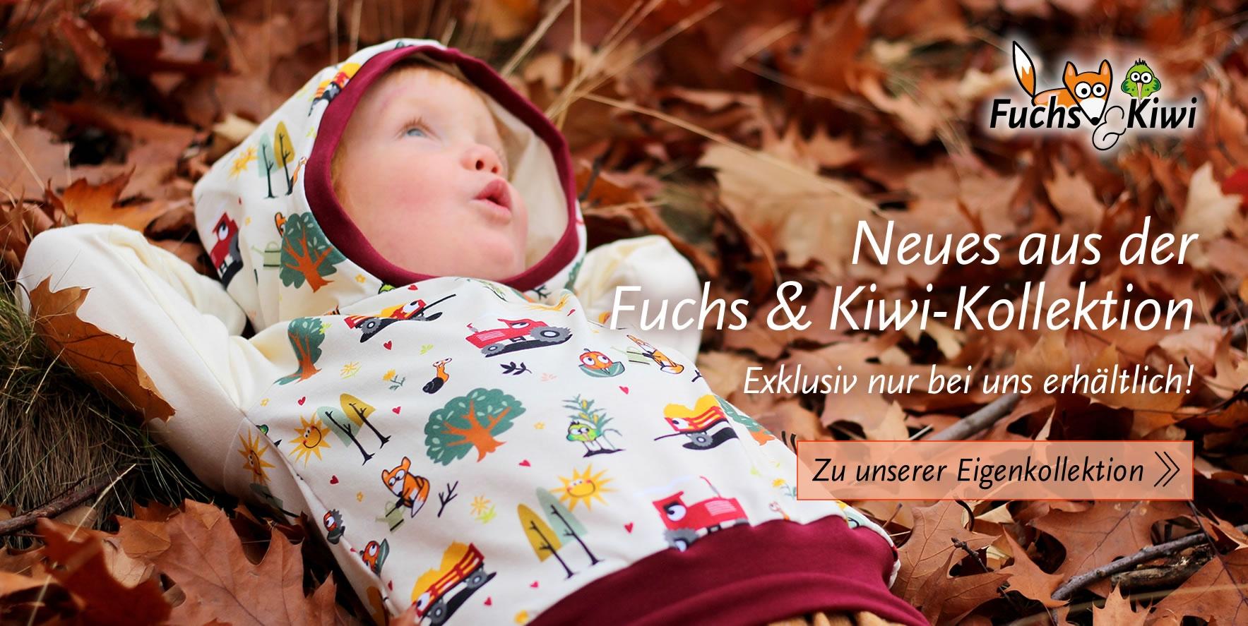 Fuchs & Kiwi Eigenkollektion