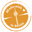 Made with love in Berlin
